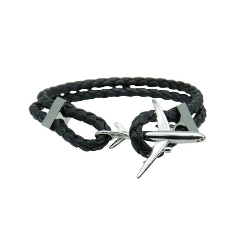#GO-AROUND ARMBAND SILBER